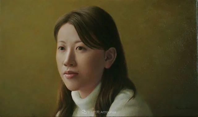 作品细腻逼真,日本超写实画家冨所龍人插图37