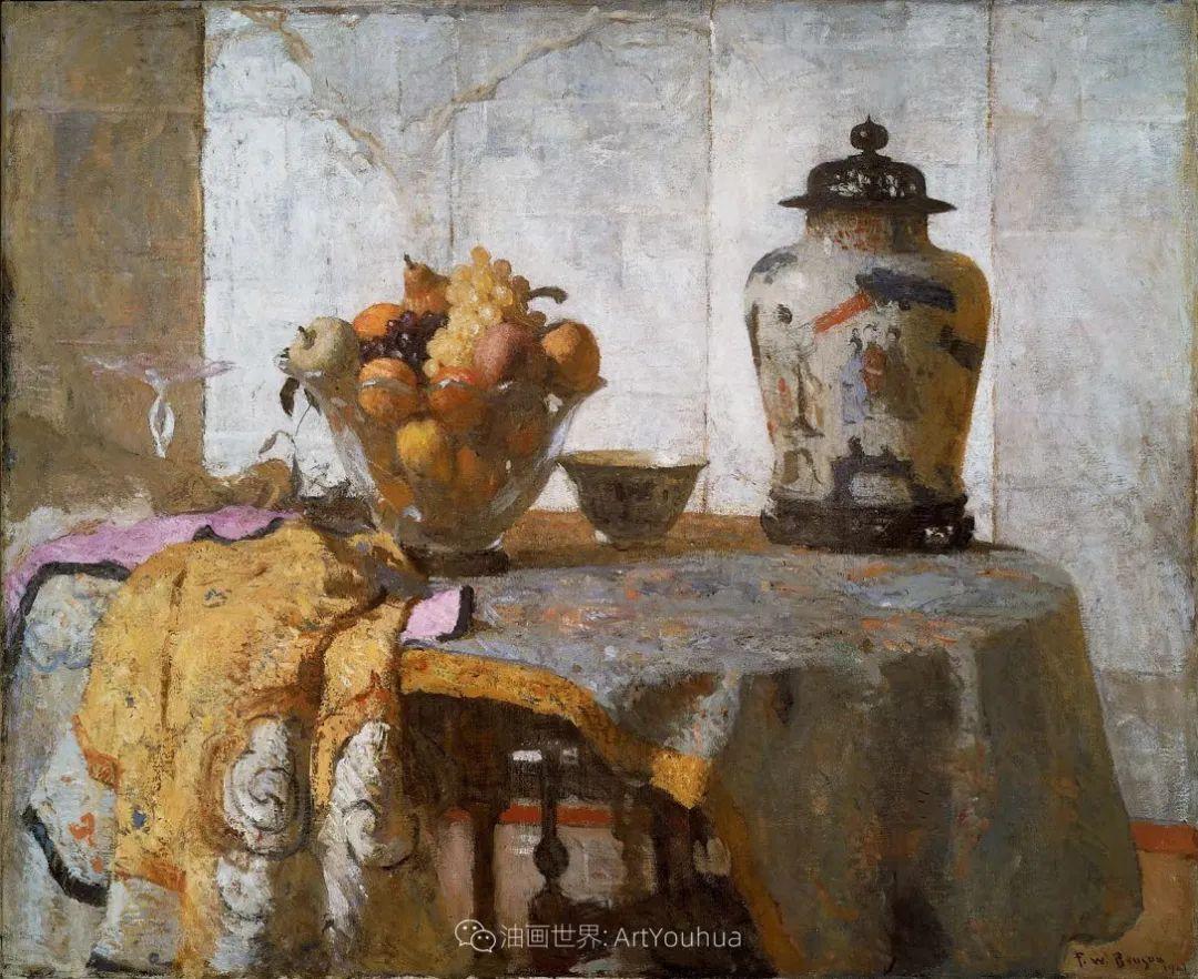 专注于捕捉光线,美国画家弗兰克·韦斯顿·本森插图99