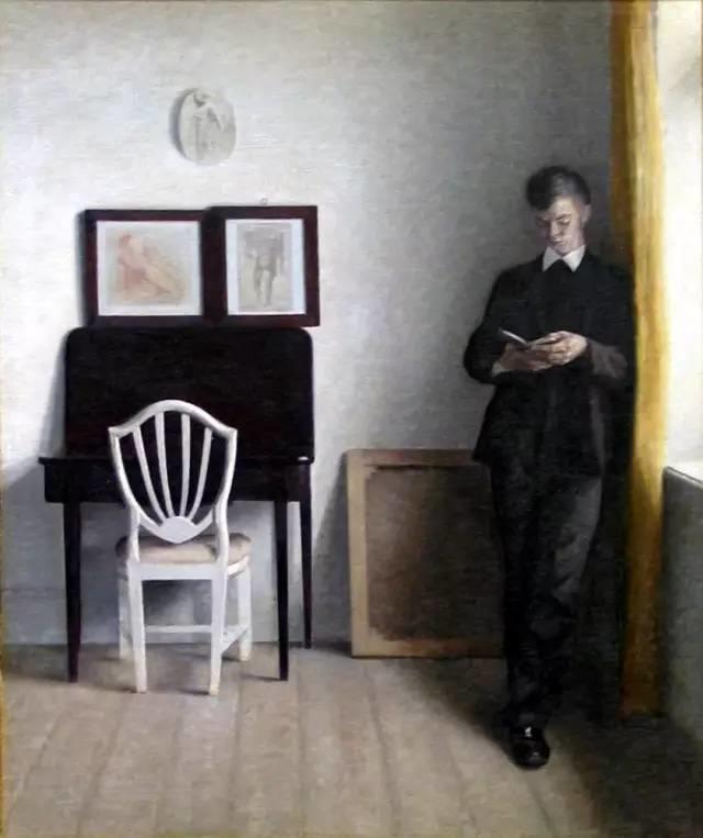他以富有诗意,柔和的肖像和内饰而闻名插图65