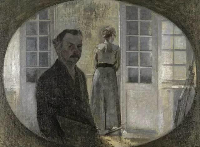 他以富有诗意,柔和的肖像和内饰而闻名插图73