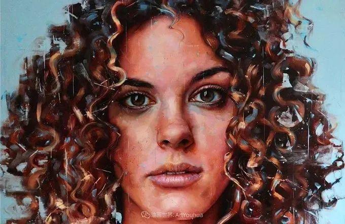 通过肖像探索孤独的概念,大型肖像画!插图41