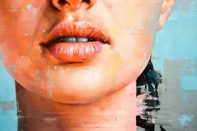 通过肖像探索孤独的概念,大型肖像画!插图46