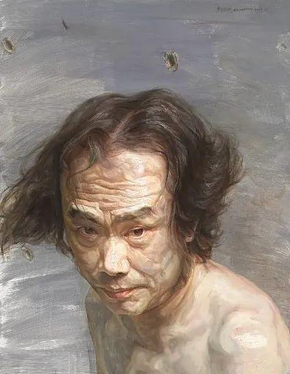 巨幅油画《苍穹之眼》创作过程,看完视频只有两个字:震撼!插图55