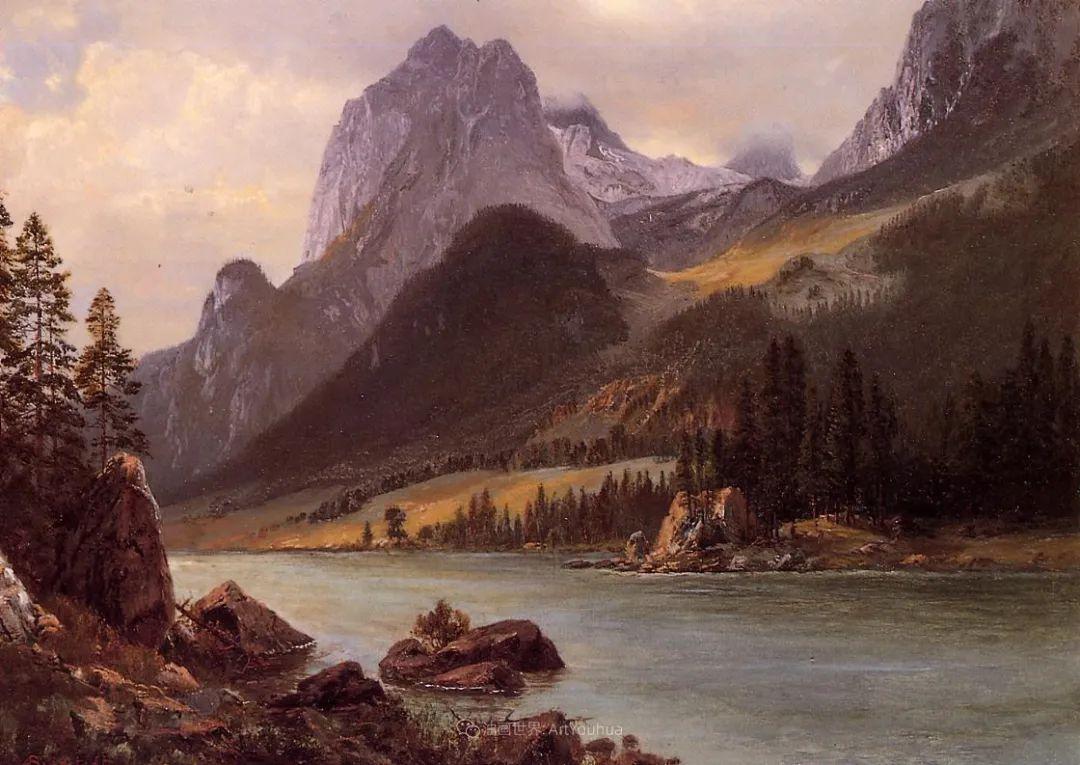 雄奇壮丽的山脉插图