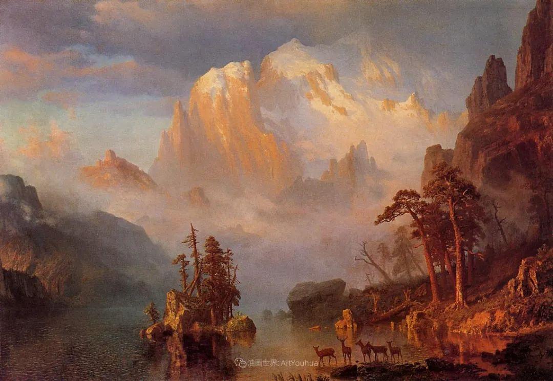 雄奇壮丽的山脉插图1