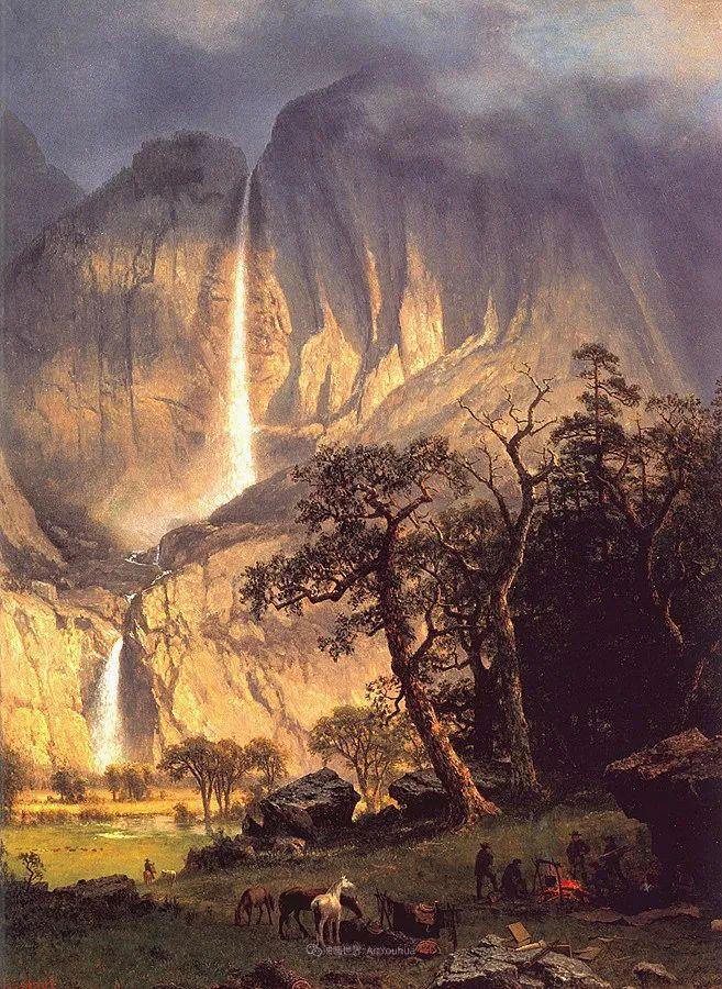 雄奇壮丽的山脉插图2