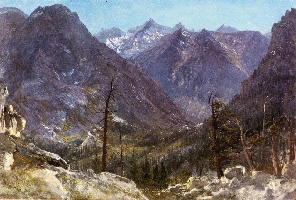 雄奇壮丽的山脉插图3