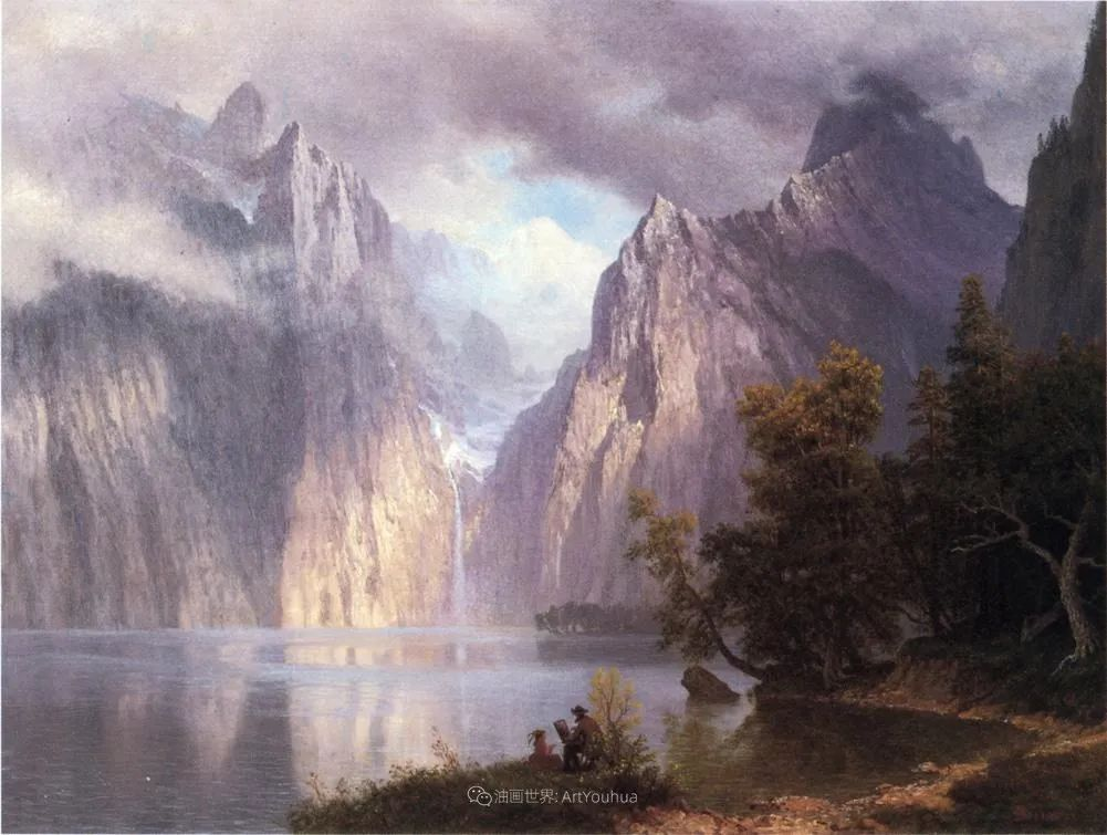 雄奇壮丽的山脉插图8