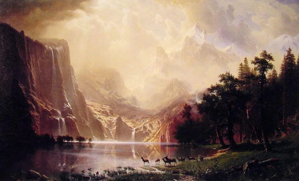 雄奇壮丽的山脉插图9