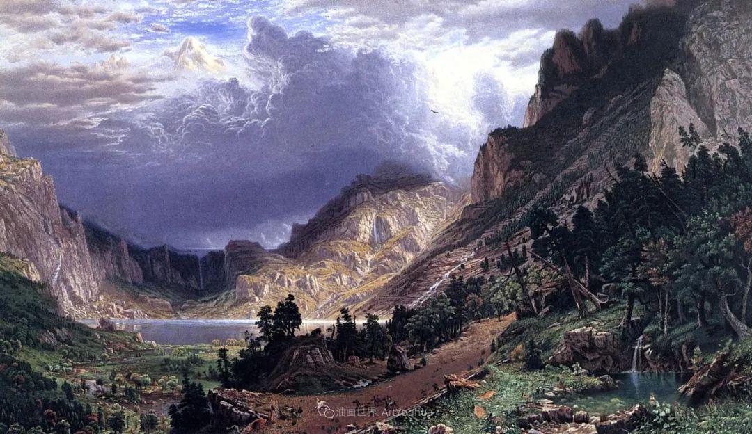 雄奇壮丽的山脉插图12