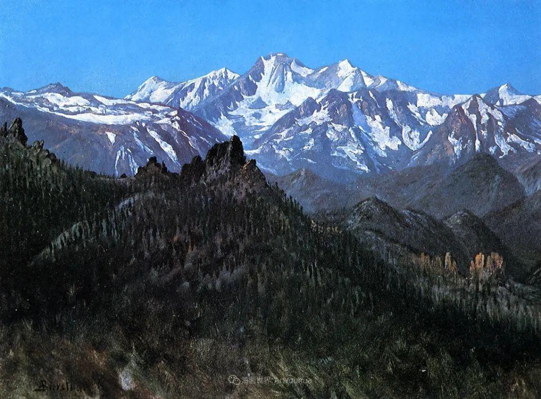 雄奇壮丽的山脉插图16