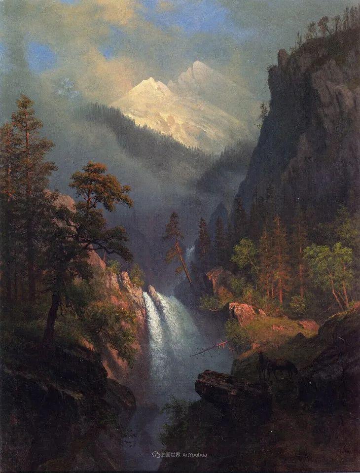 雄奇壮丽的山脉插图17