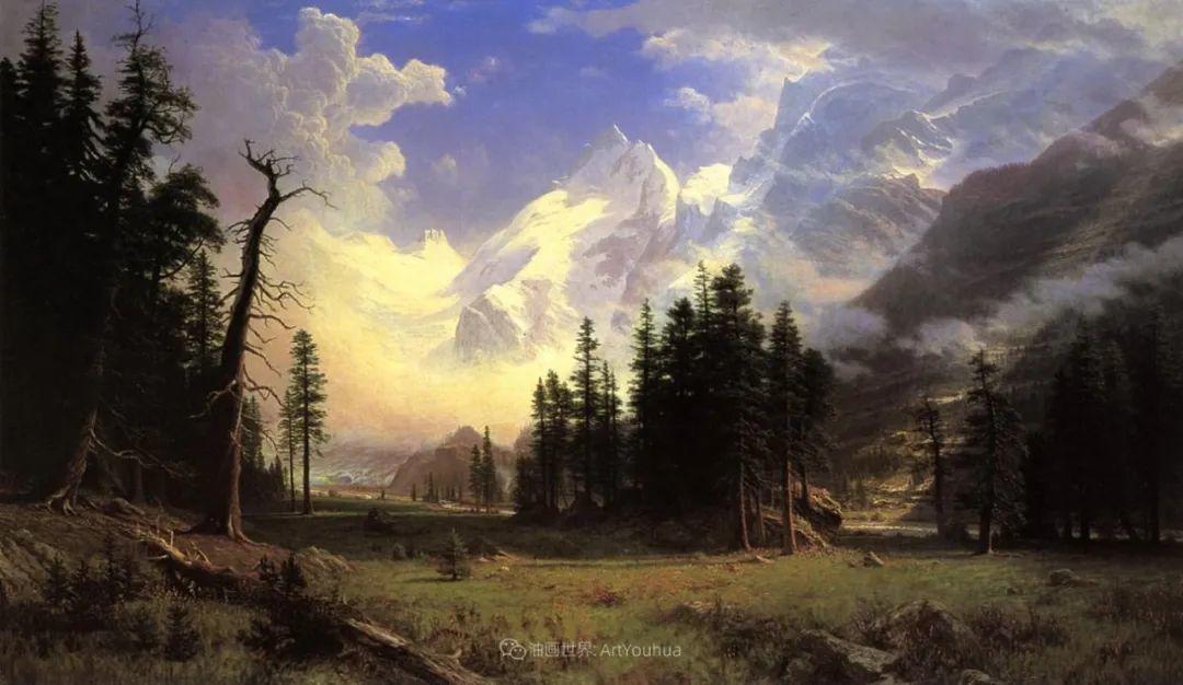 雄奇壮丽的山脉插图19