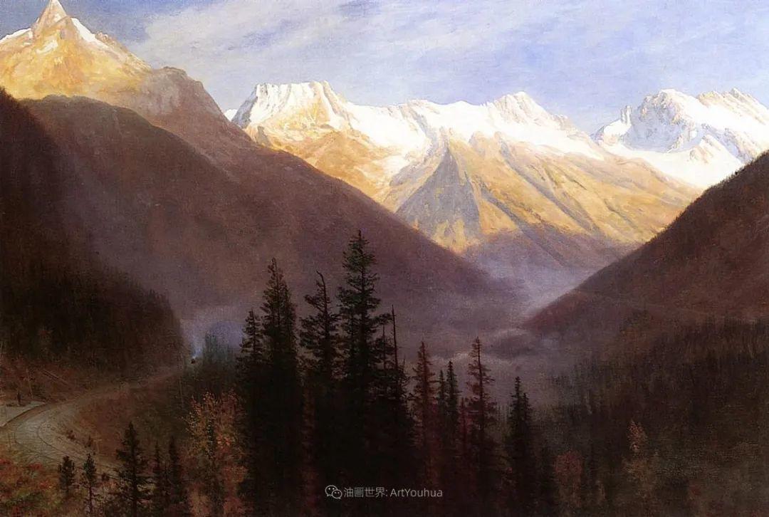 雄奇壮丽的山脉插图21