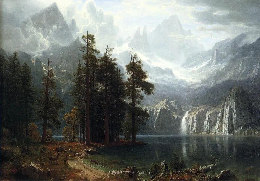 雄奇壮丽的山脉插图22