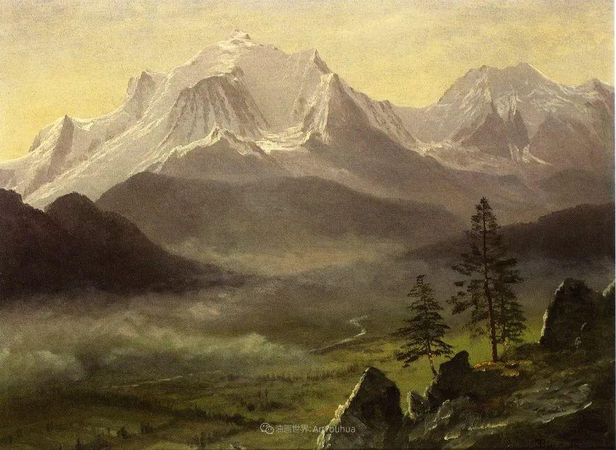雄奇壮丽的山脉插图23