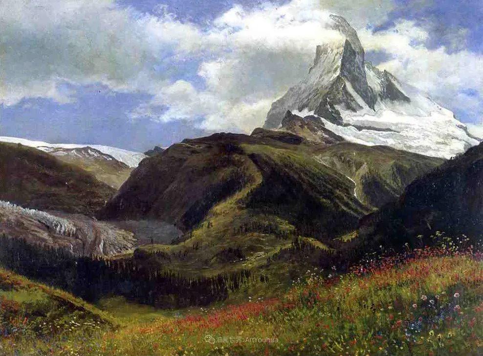 雄奇壮丽的山脉插图27