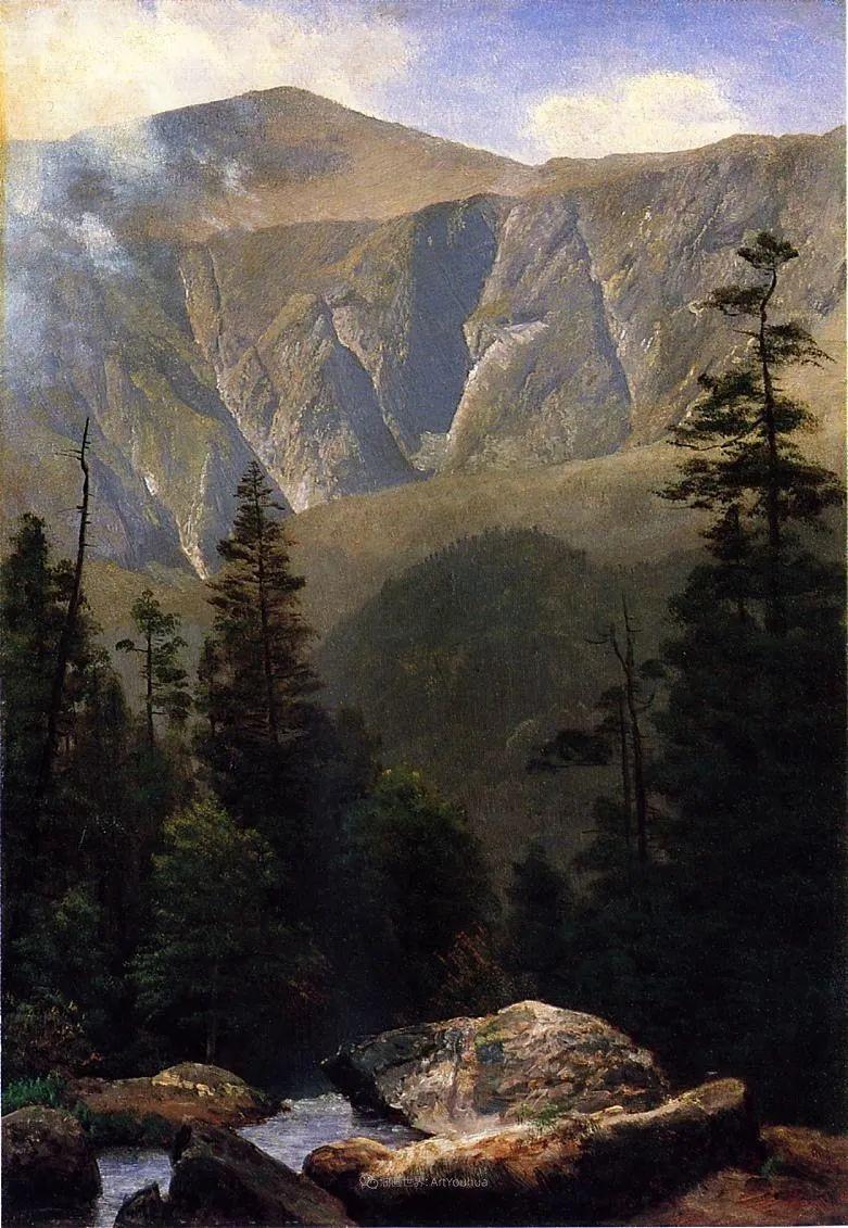 雄奇壮丽的山脉插图32