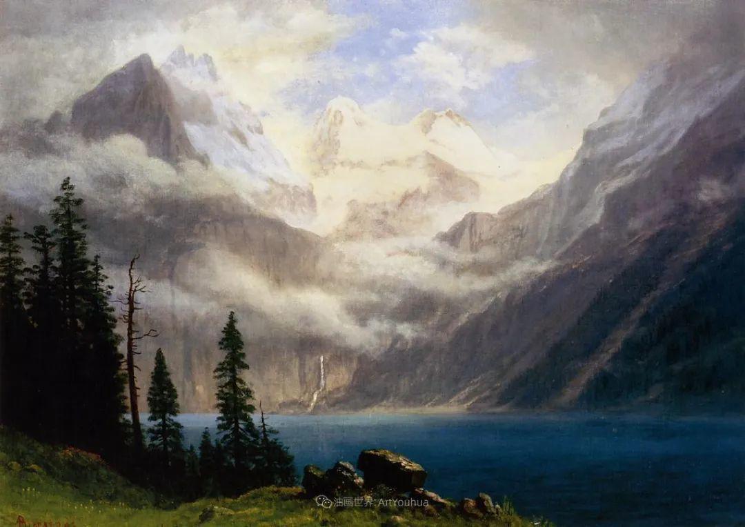 雄奇壮丽的山脉插图33