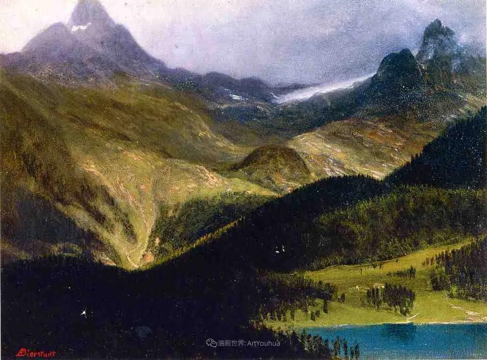 雄奇壮丽的山脉插图34