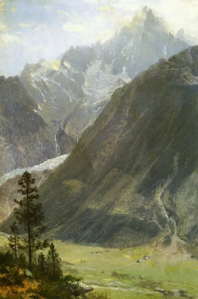 雄奇壮丽的山脉插图36