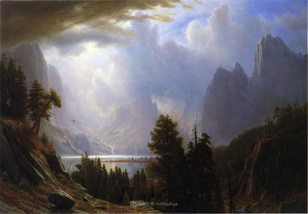 雄奇壮丽的山脉插图37