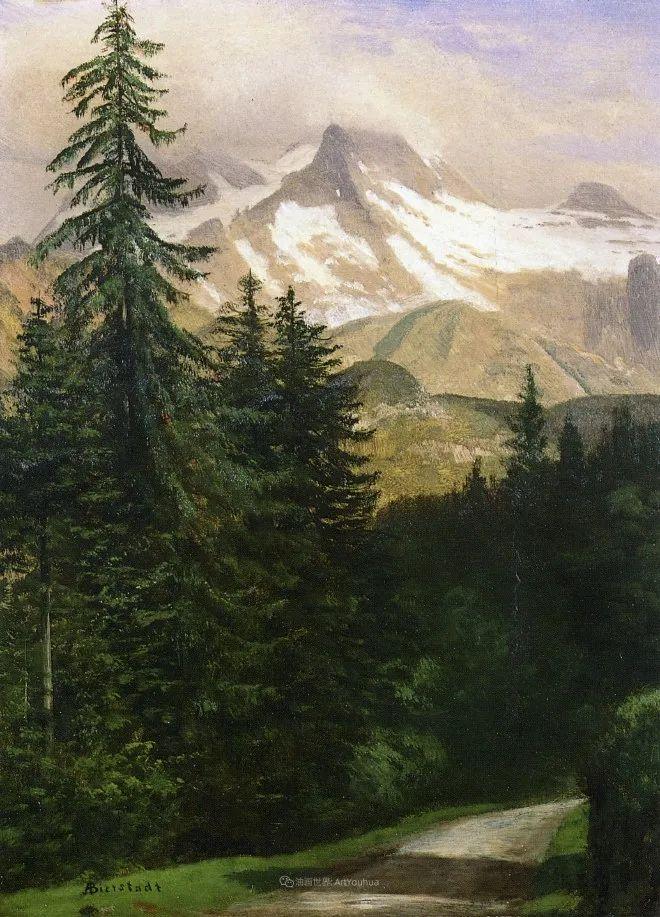 雄奇壮丽的山脉插图43
