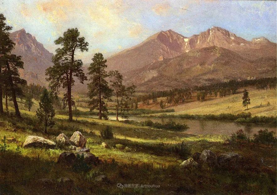 雄奇壮丽的山脉插图44