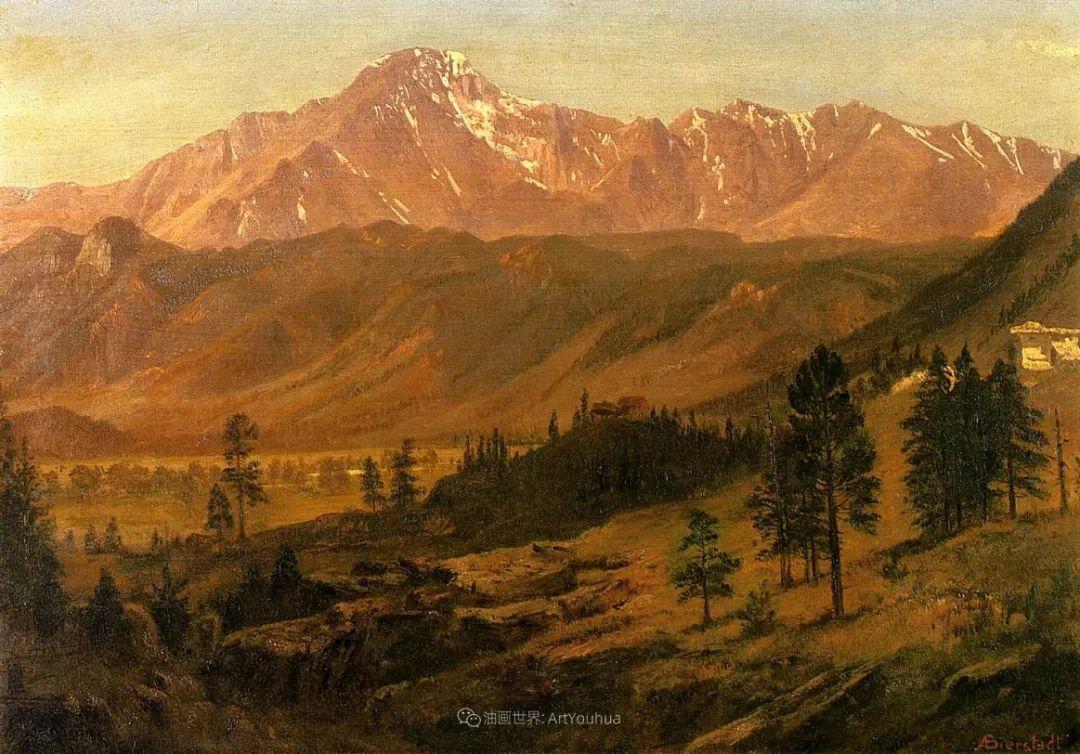 雄奇壮丽的山脉插图48