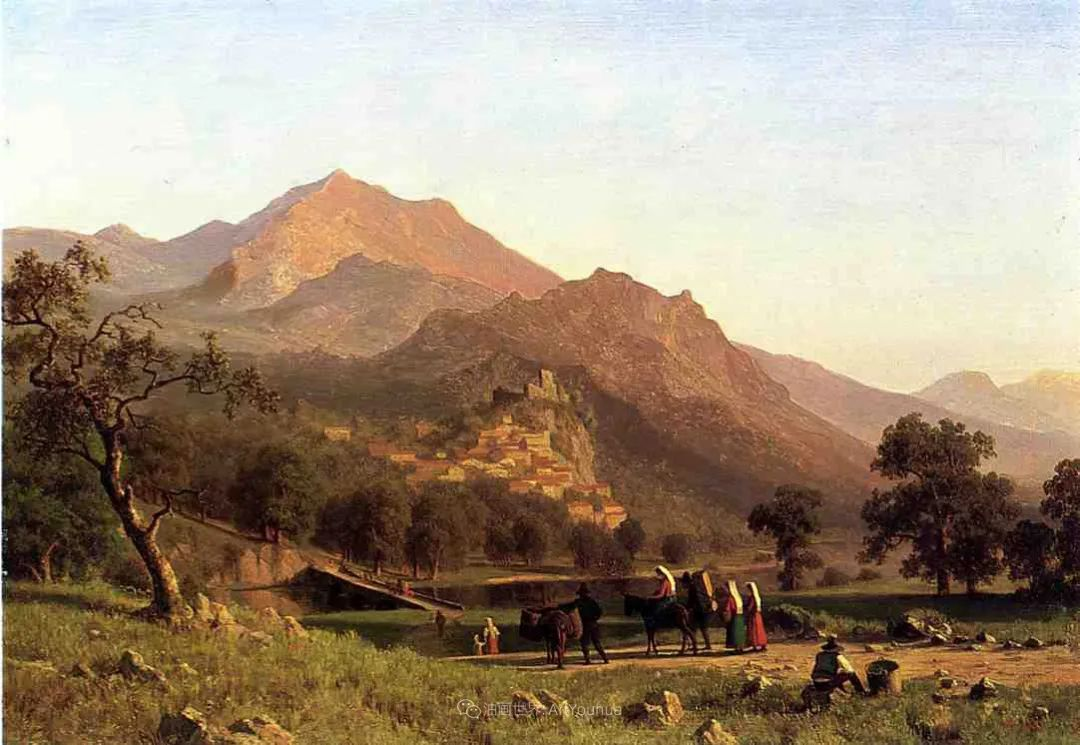 雄奇壮丽的山脉插图49