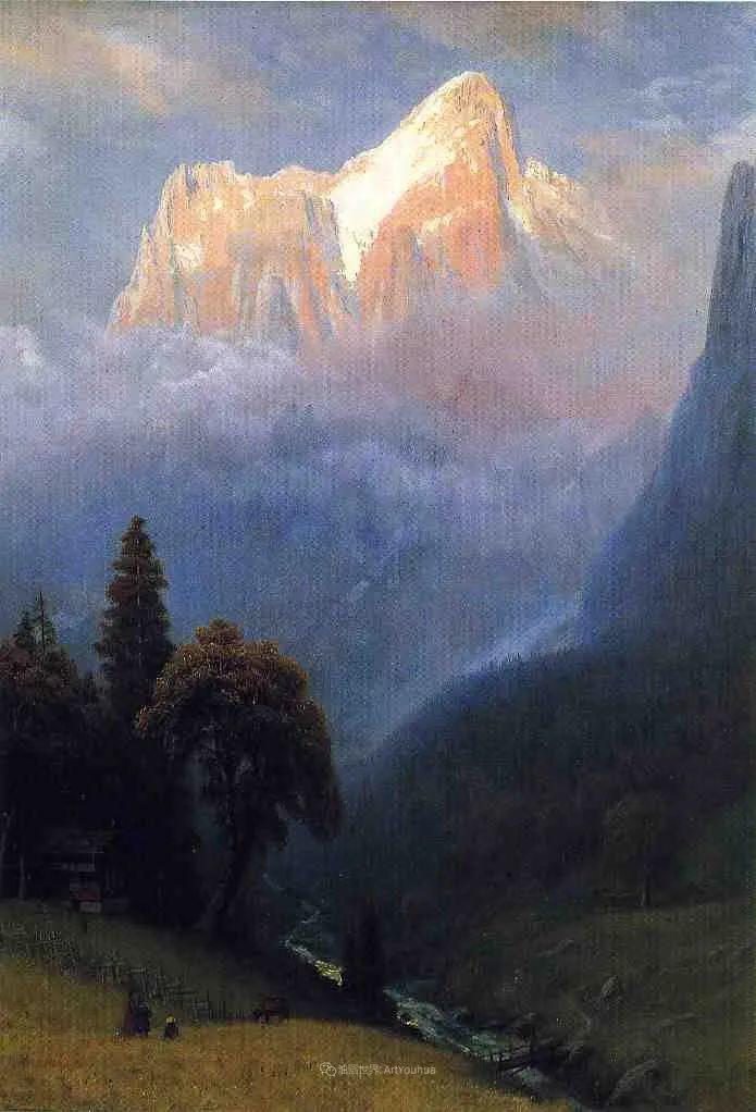 雄奇壮丽的山脉插图52