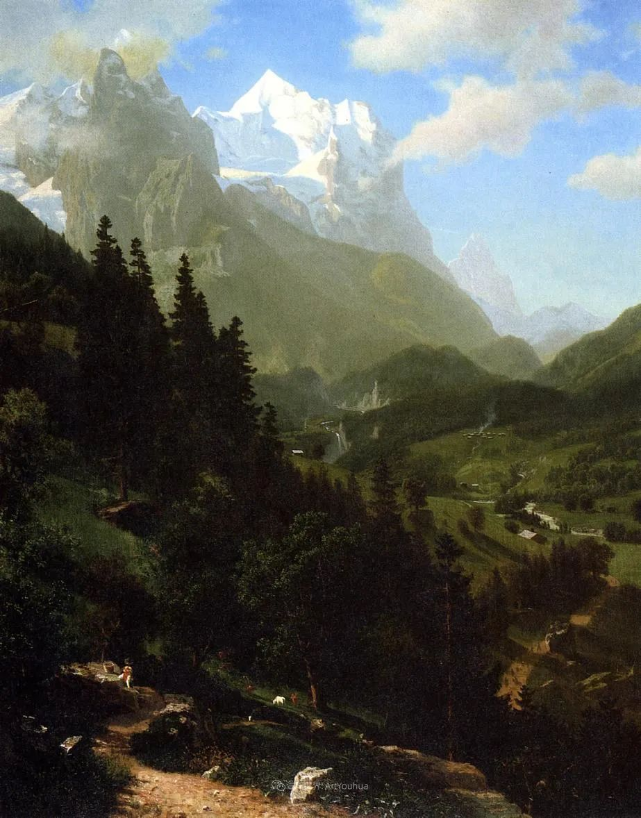 雄奇壮丽的山脉插图61