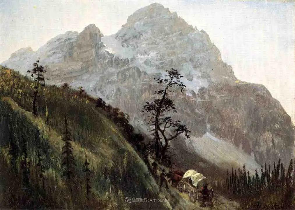 雄奇壮丽的山脉插图62