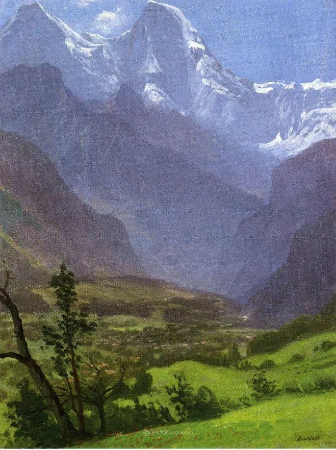 雄奇壮丽的山脉插图63