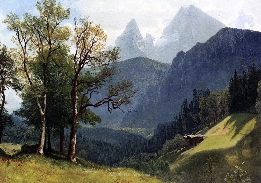 雄奇壮丽的山脉插图64