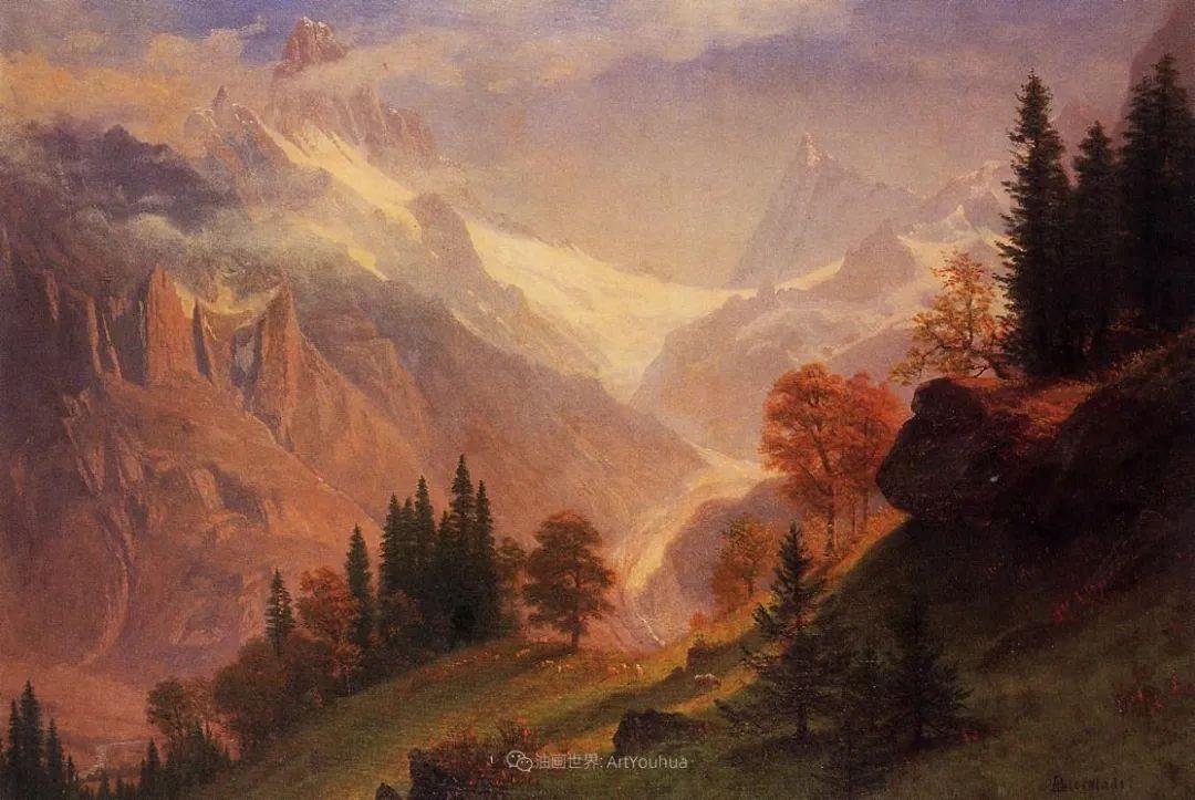 雄奇壮丽的山脉插图66