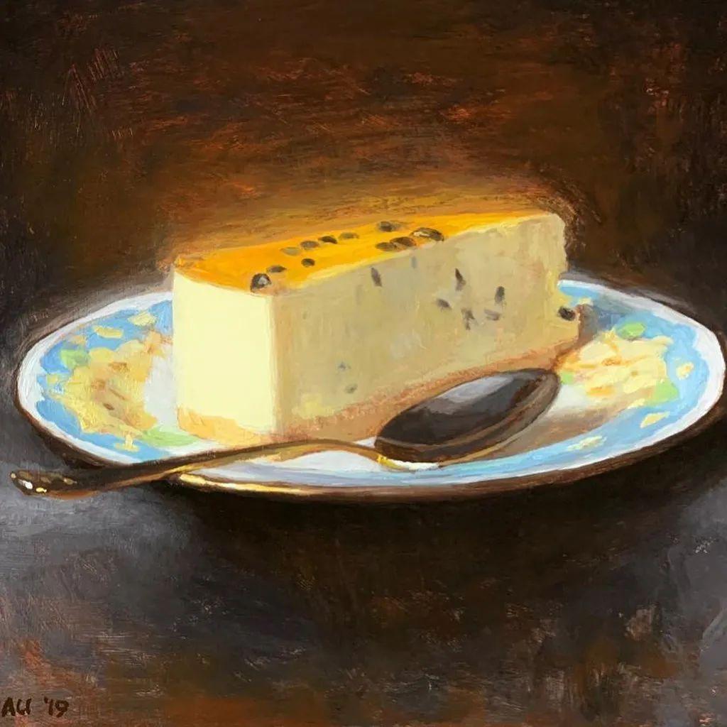 光线的微妙,澳大利亚画家安德鲁·波纳乌插图8