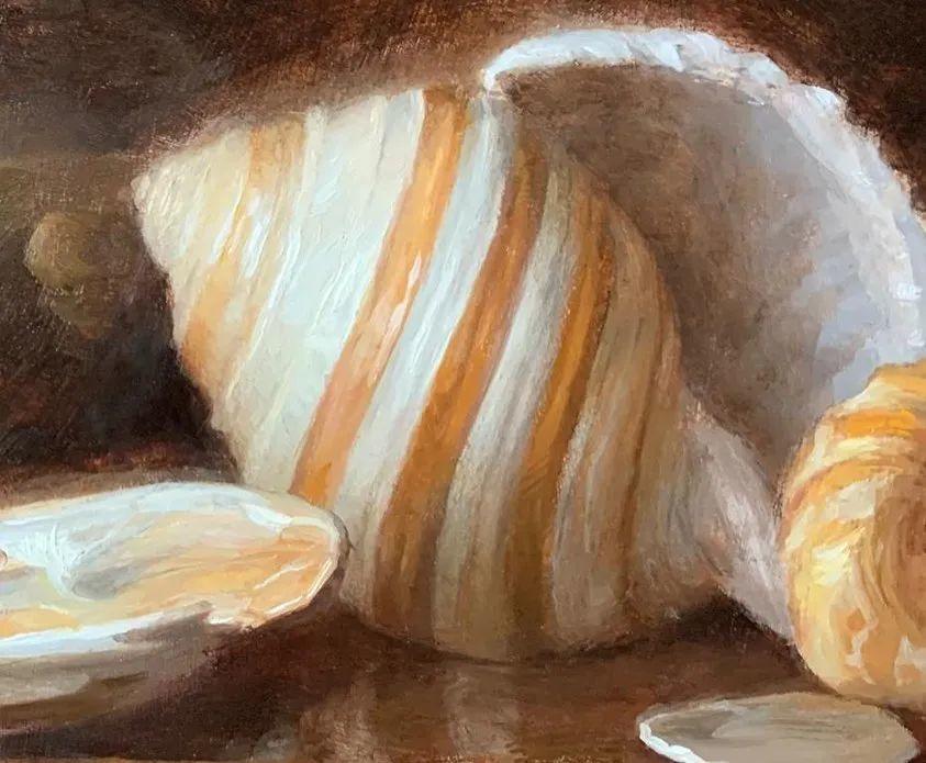 光线的微妙,澳大利亚画家安德鲁·波纳乌插图13