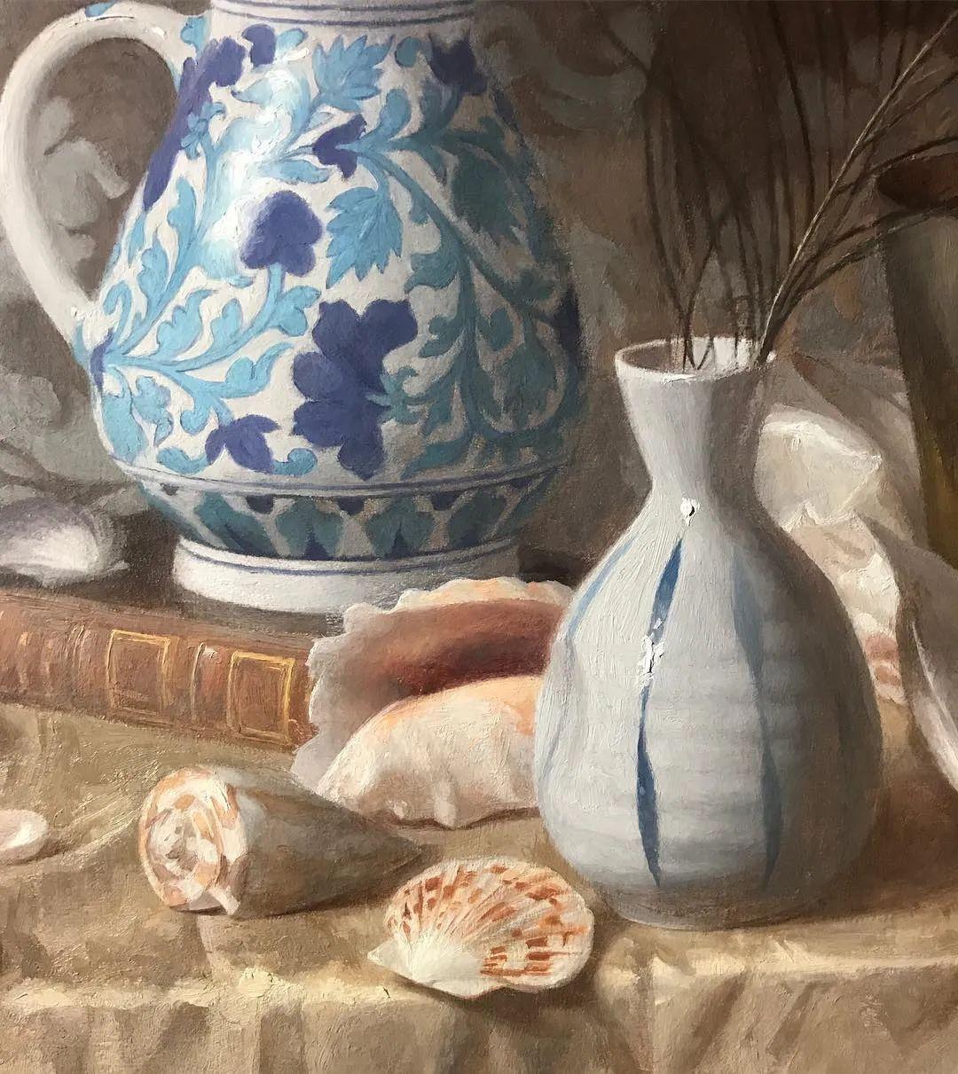 光线的微妙,澳大利亚画家安德鲁·波纳乌插图16
