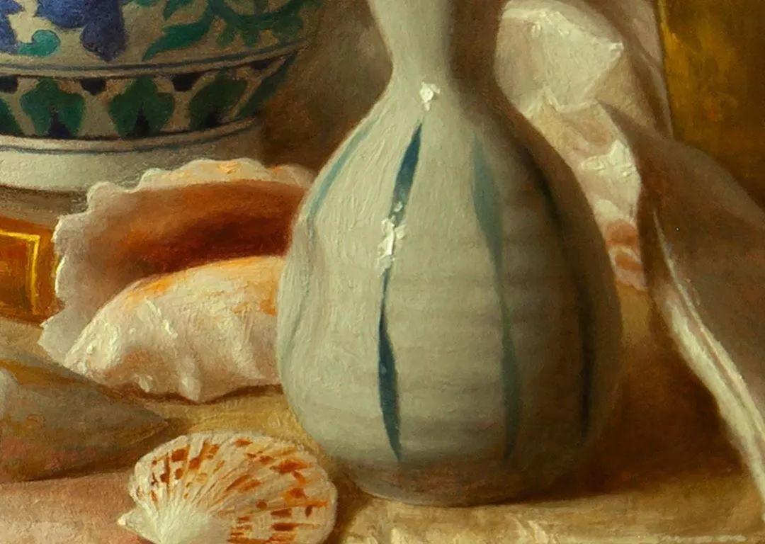 光线的微妙,澳大利亚画家安德鲁·波纳乌插图18