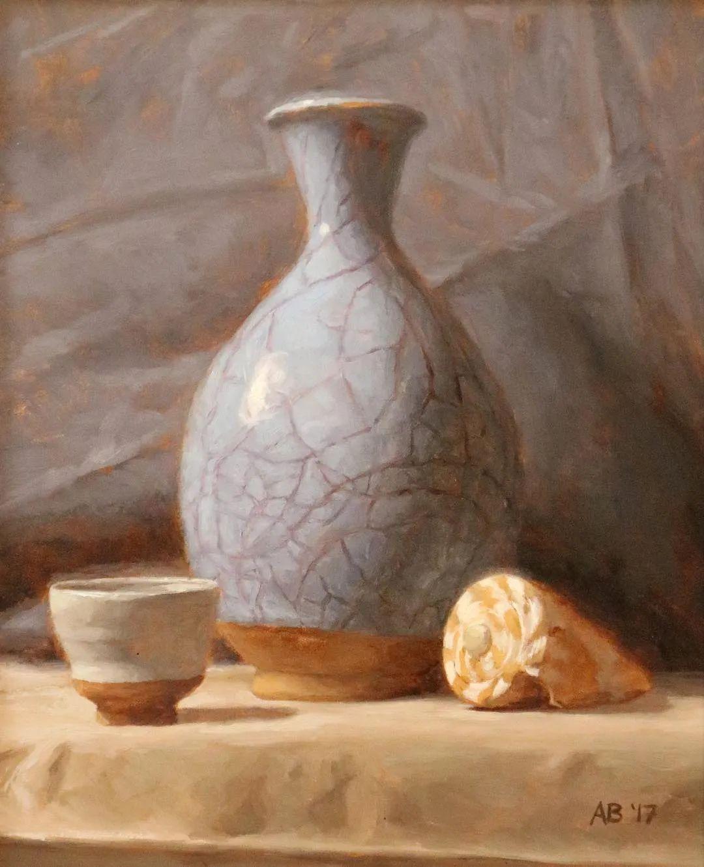 光线的微妙,澳大利亚画家安德鲁·波纳乌插图19