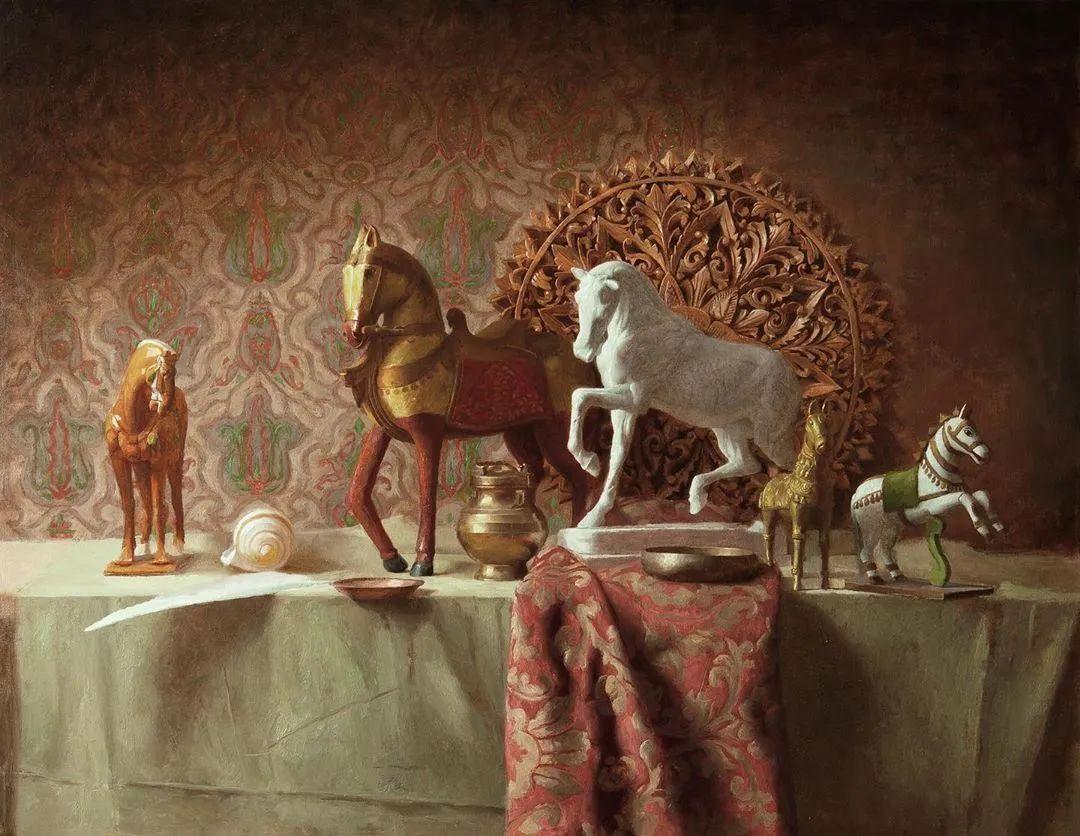 光线的微妙,澳大利亚画家安德鲁·波纳乌插图20