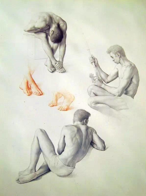 布雷沃的画,高度精微,却无媚腻之虞!插图65
