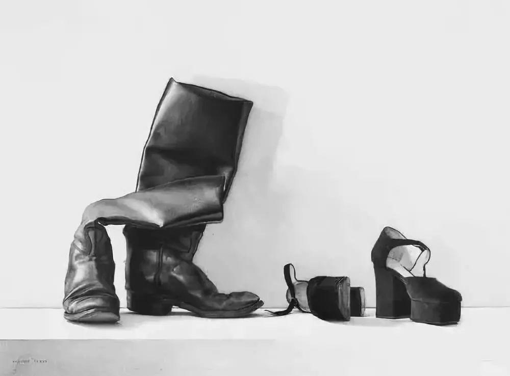 布雷沃的画,高度精微,却无媚腻之虞!插图93