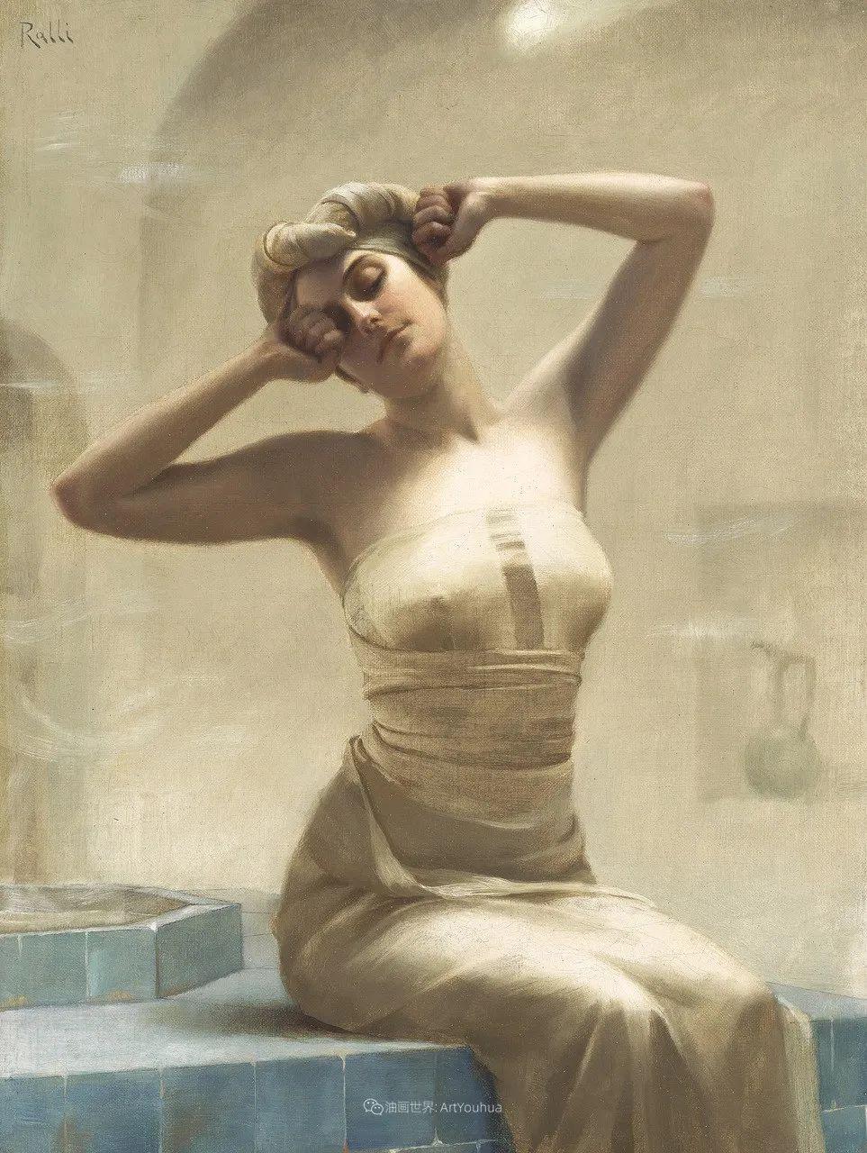 微妙而动人的绘画,希腊画家蒂奥多·拉利插图9