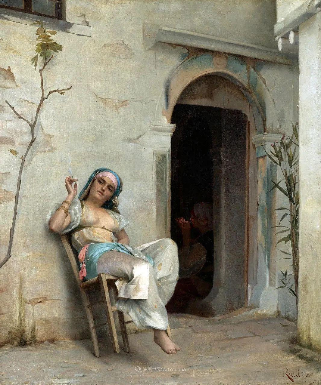 微妙而动人的绘画,希腊画家蒂奥多·拉利插图13