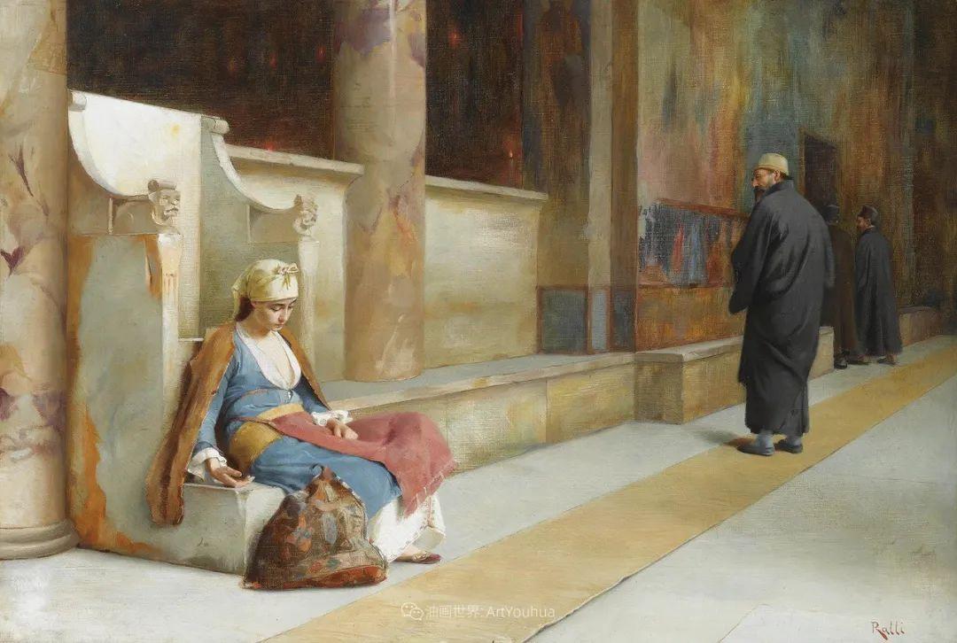 微妙而动人的绘画,希腊画家蒂奥多·拉利插图15