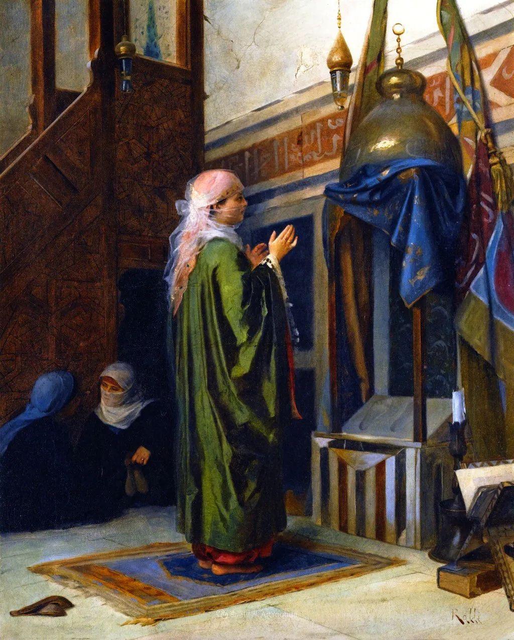 微妙而动人的绘画,希腊画家蒂奥多·拉利插图27