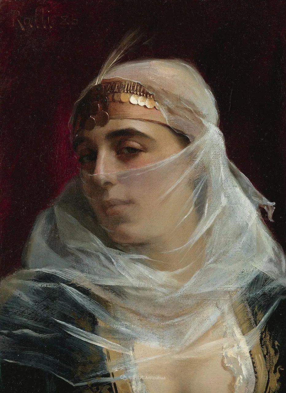 微妙而动人的绘画,希腊画家蒂奥多·拉利插图35