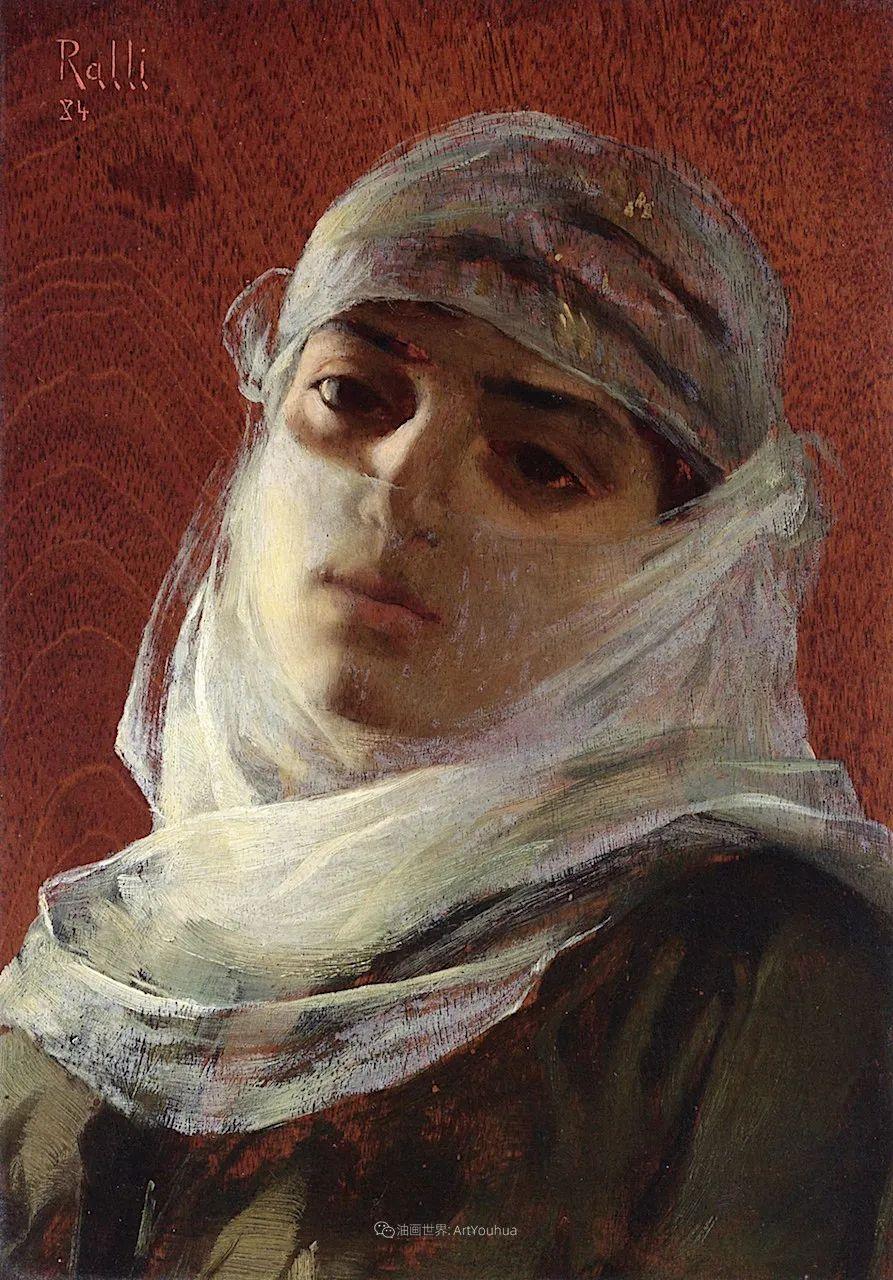 微妙而动人的绘画,希腊画家蒂奥多·拉利插图43